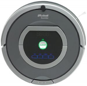 avis aspirateur robot iRobot Roomba 782e