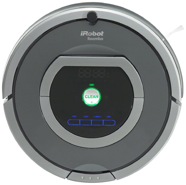 Test et avis de l'aspirateur robot iRobot Roomba 782e