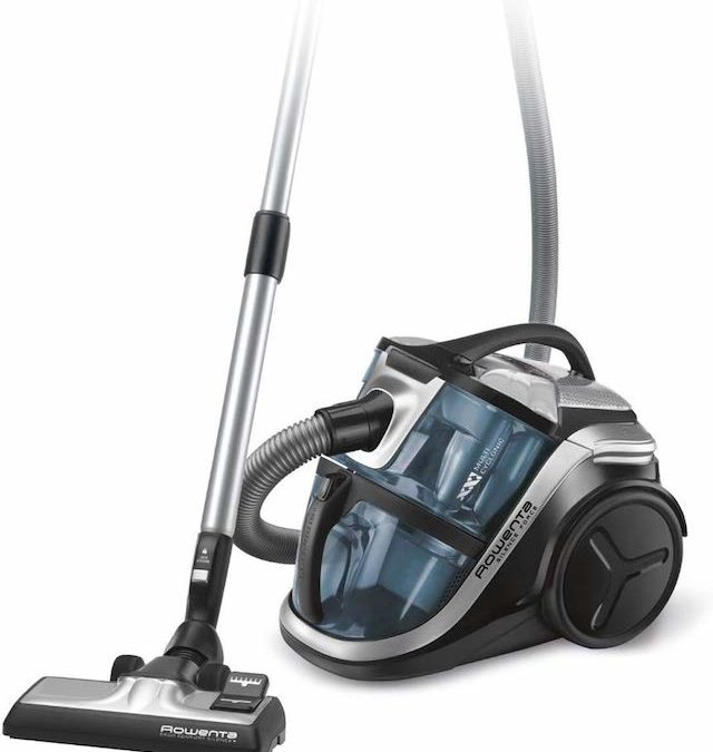 Avis sur l'aspirateur Rowenta Silence Force Multicyclonic Animal Care Pro