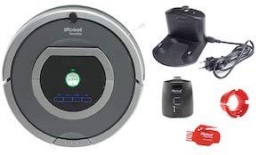 iRobot Roomba 782e avis